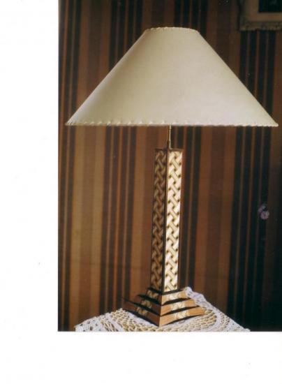 Lampe à poser Pyramide