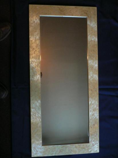 Miroir Ondulations