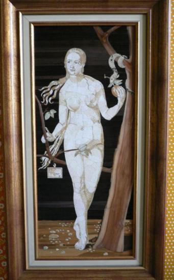 Eve d'après Dürer