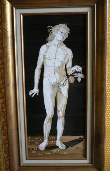 Adam d'après Dürer